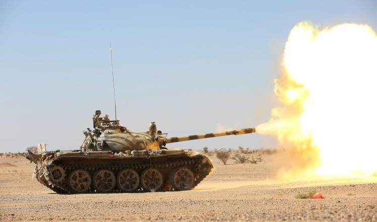 الجيش يباغت الحوثيين بمأرب ويثخن فيهم قتلاً وجرحاً وأسراً (التفاصيل)