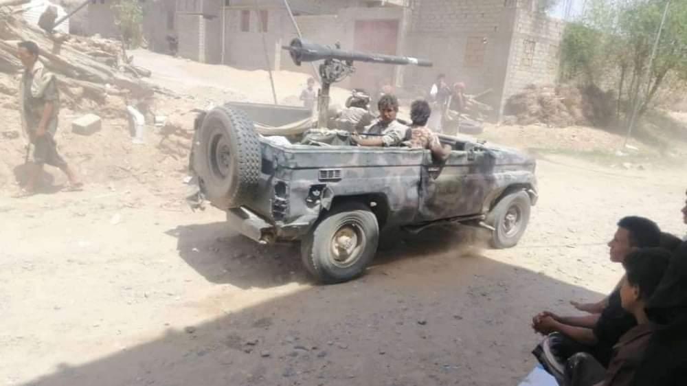 شاهد آخر المستجدات العسكرية المتسارعة في شبوة