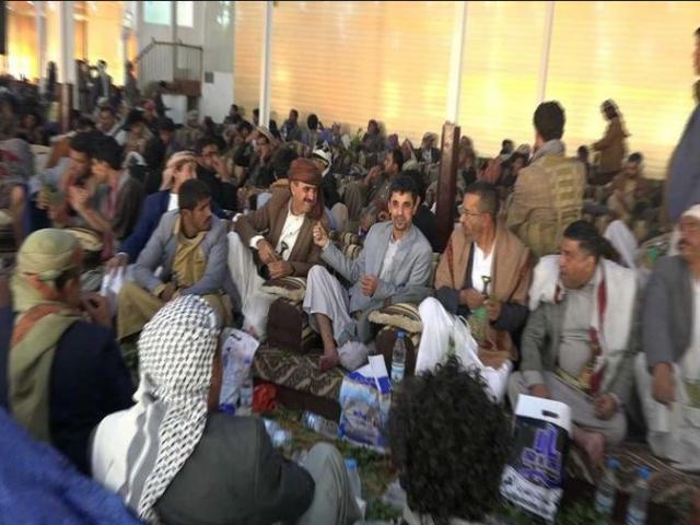 مأرب.. ابو علي الحاكم يصل مديرية جبل مراد وهذا ما قام به بعد ان فشل من سبقوه